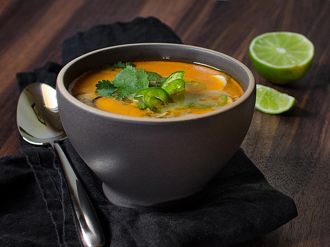 Thai Chicken Soup | Chic Eats