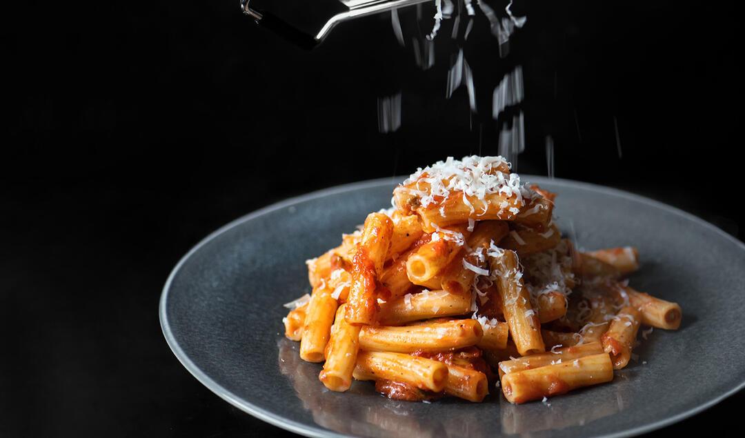 "30 Clove Pasta Sauce from Missy Robbins' cookbook, ""Breakfast, Lunch, Dinner...Life""."