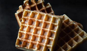 Nancy Silverton's Overnight Whole Grain Sourdough Waffles
